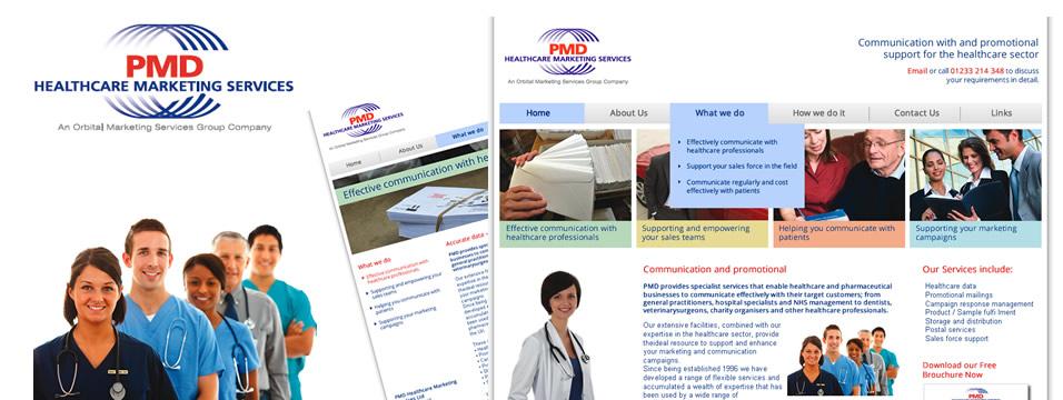 Healthcare Marketing Branding